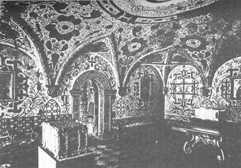 Крестовая палата в Теремах
